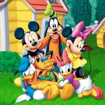 "Image for the Childrens programme ""Disney Mickey Mouse"""