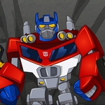 "Image for the Childrens programme ""Transformers Rescue Bots"""