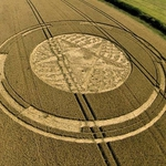 "Image for the Scientific Documentary programme ""Crop Circles"""