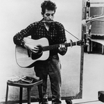 "Image for the Music programme ""Bob Dylan: The Folk Years"""