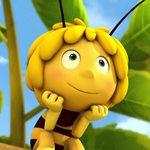 "Image for the Animation programme ""Maya the Bee"""