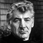 "Image for the Music programme ""Leonard Bernstein on"""