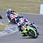 "Image for the Motoring programme ""Australasian Superbikes"""