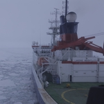 "Image for the Documentary programme ""Breaking Ice"""