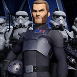 "Image for the Animation programme ""Star Wars Rebels"""