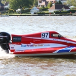 "Image for the Sport programme ""Powerboat GP"""