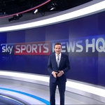"Image for the Sport programme ""News HQ"""
