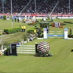 "Image for the Sport programme ""Rolex Grand Slam"""