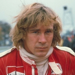 "Image for the Motoring programme ""GP Heroes - James Hunt"""