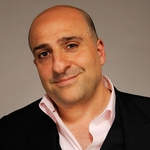 "Image for the Documentary programme ""Hot and Dangerous with Omid Djalili"""
