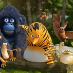 "Image for the Animation programme ""The Jungle Bunch: To the Rescue"""