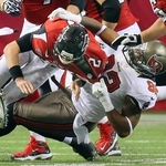 "Image for the Sport programme ""NFL: Buccaneers @ Falcons"""