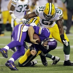 "Image for the Sport programme ""NFL: Vikings @ Packers"""