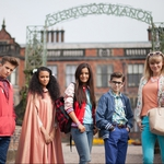 "Image for the Childrens programme ""Evermoor"""