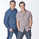 "Image for the Childrens programme ""Appsolute Genius with Dick and Dom"""