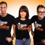 "Image for the Entertainment programme ""Stand Up To Cancer"""