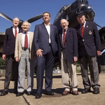"Image for the History Documentary programme ""Dambusters' Secret Missions"""