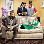 "Image for the Sitcom programme ""Citizen Khan"""