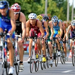 "Image for the Sport programme ""ITU Triathlon World Cup"""
