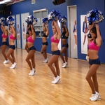 "Image for the Reality Show programme ""Dallas Cowboys Cheerleaders"""