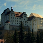 "Image for the History Documentary programme ""Escape From Colditz"""
