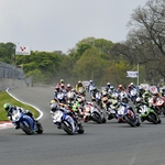 "Image for the Motoring programme ""British Superbikes"""