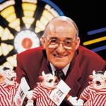 "Image for the Game Show programme ""Bullseye"""
