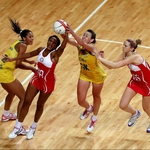 "Image for the Sport programme ""International Netball"""