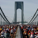"Image for the Sport programme ""New York Marathon"""