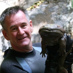 "Image for the Nature programme ""Nigel Marven's Ugly Animals"""
