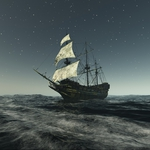"Image for the History Documentary programme ""The Mystery of the Mary Celeste"""