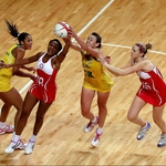 "Image for the Sport programme ""Netball"""