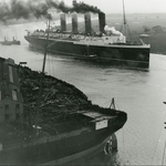 "Image for the Documentary programme ""Dark Secrets of the Lusitania"""