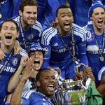 "Image for the Sport programme ""Kings of Europe: The Chelsea Story"""