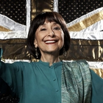 "Image for the Cookery programme ""Madhur Jaffrey's Curry Nation"""