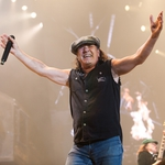 "Image for the Documentary programme ""AC/Dc's Brian Johnson: Rock Icon"""