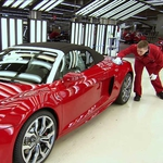"Image for the Technology programme ""How it's Made: Dream Cars"""