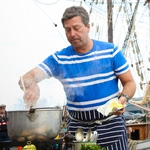 "Image for the Cookery programme ""John Torode's Australia"""