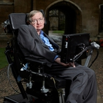 "Image for the Scientific Documentary programme ""Stem Cell Universe with Stephen Hawking"""