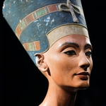"Image for the History Documentary programme ""Curiosity: Nefertiti"""
