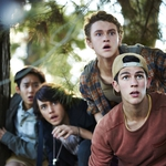 "Image for the Childrens programme ""Nowhere Boys: Behind the Scenes"""