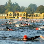 "Image for the Sport programme ""The Hever Castle Triathlon"""