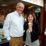 "Image for the Documentary programme ""Holiday of My Lifetime with Len Goodman"""