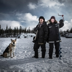 "Image for the Documentary programme ""Ice Lake Rebels"""