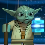 "Image for the Animation programme ""Star Wars: The New Yoda..."""
