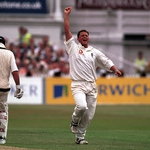 "Image for the Sport programme ""Ashes Memories: Darren Gough"""