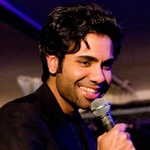 "Image for the Comedy programme ""Paul Chowdhry Live: What's Happening White People?"""