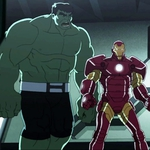 "Image for the Animation programme ""Hulk and the Agents of S.M.A.S.H."""