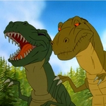 "Image for the Film programme ""The Land before Time V: The Mysterious Island"""