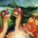 "Image for the Film programme ""The Land before Time IV: Journey through the Mists"""